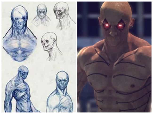Deadpool Concept Art is listed (or ranked) 8 on the list Comic Book Concept Art That Was Better Than the Movie