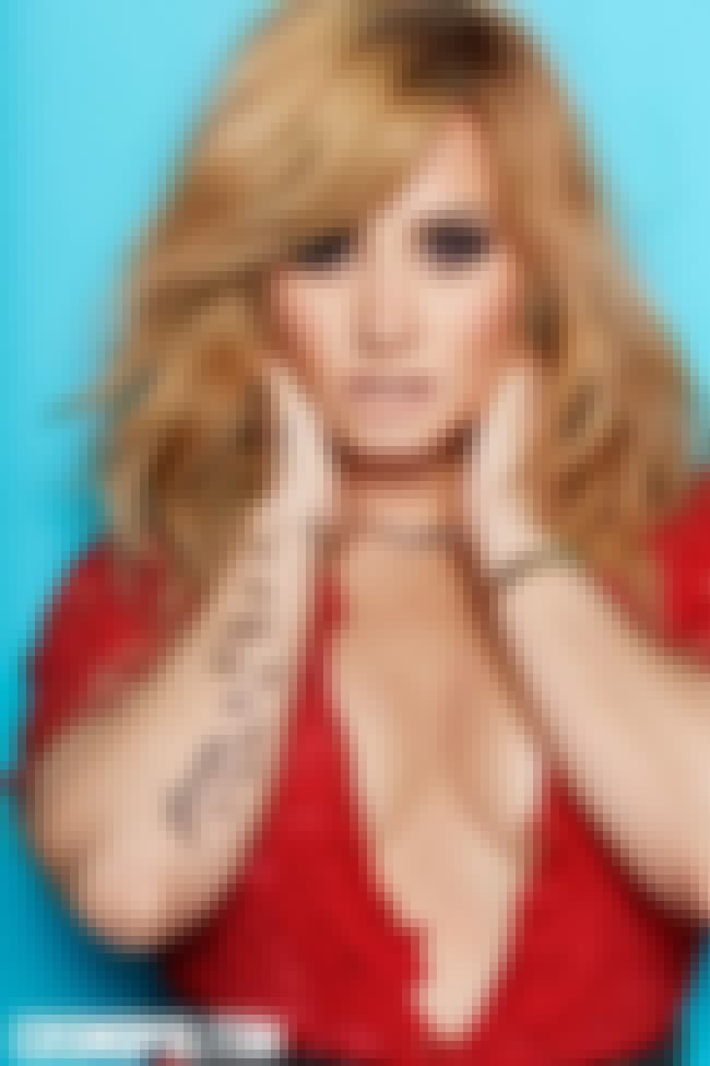 Demi Lovato Can't Believe Thos... is listed (or ranked) 2 on the list The 23 Sexiest Demi Lovato Pictures Ever Taken