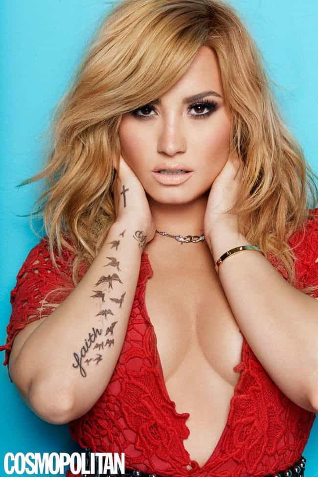 Demi Lovato Can't Believe Thos... is listed (or ranked) 2 on the list The Hottest Demi Lovato Pictures Ever Taken