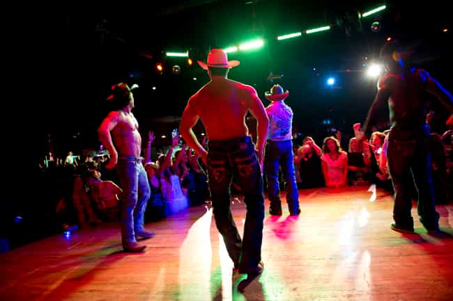 The Male Stripping Industry Wa... is listed (or ranked) 2 on the list 'La Bare' AKA Everything You Wanna Know About Male Strippers