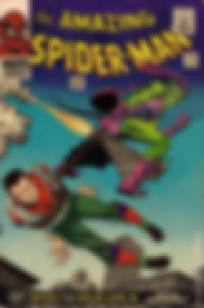 Amazing Spider-Man #39 is listed (or ranked) 2 on the list The Best Comic Covers of the 60s