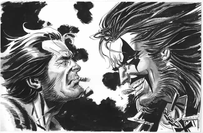 Lobo and Wolverine