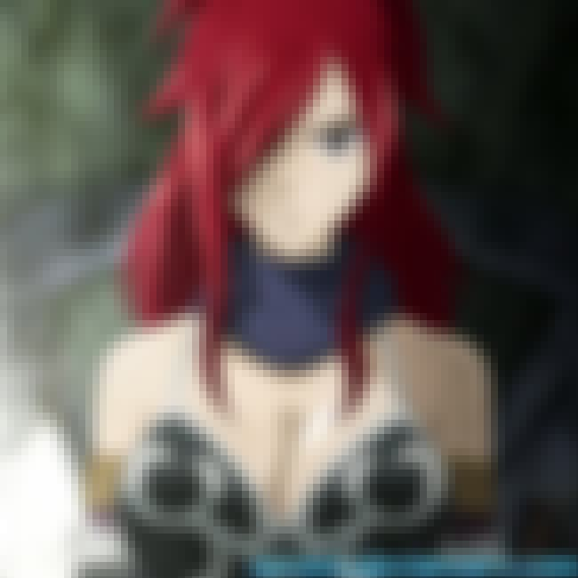 Erza Knightwalker is listed (or ranked) 8 on the list The Best Female Anime Characters