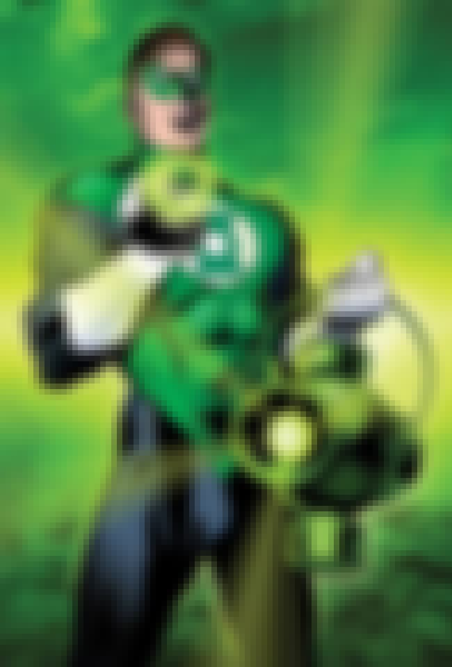 Green Lantern is listed (or ranked) 3 on the list The Best Catchphrases in Comics