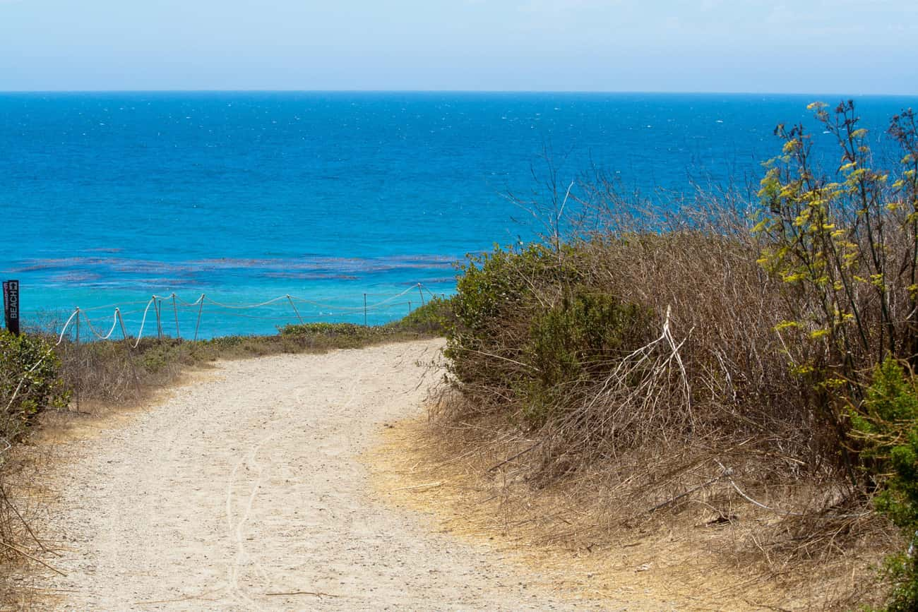 Leo Carrillo is listed (or ranked) 3 on the list The Best Camping Spots in Southern California