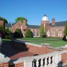 Roxbury Latin School is listed (or ranked) 21 on the list The Best Prep Schools in the World