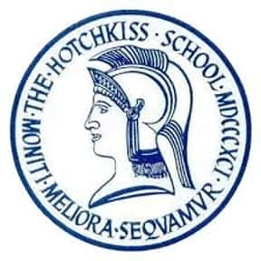 Hotchkiss School is listed (or ranked) 8 on the list The Best Prep Schools in the World