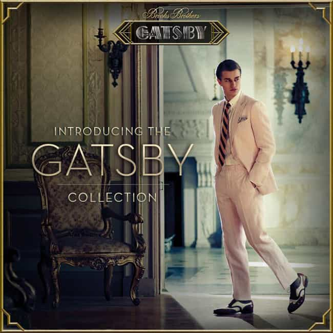 The Gatsby Collection is listed (or ranked) 1 on the list The Best TV and Film Inspired Fashion Lines