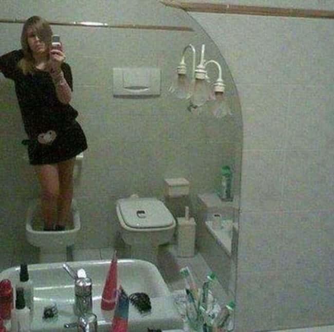 she must not be having a good bidet aahaha photo u1?w=650&q=60&fm=jpg - Les 20 selfies les plus ratés de tous les temps