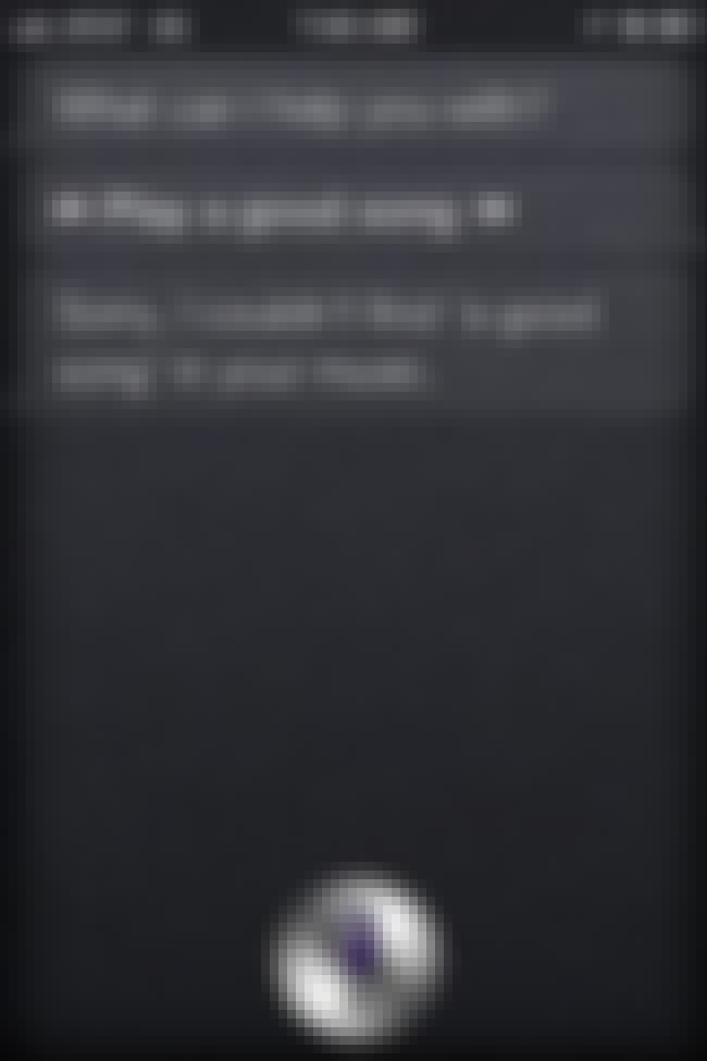 Siri Judges Everything You Lis... is listed (or ranked) 1 on the list 59 Siri FAILs That Will Ruin Your Day