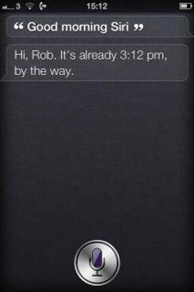 A Small Correction is listed (or ranked) 4 on the list 52 Siri FAILs That Will Ruin Your Day
