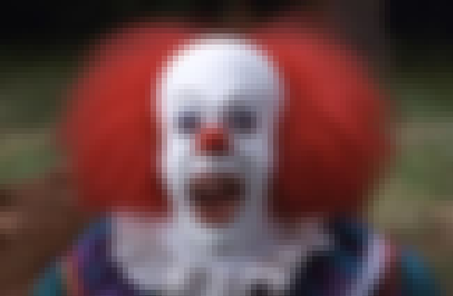 Pennywise the Dancing Clown is listed (or ranked) 2 on the list 50 Reasons Kids Have Always Hated Clowns. And So Have You.