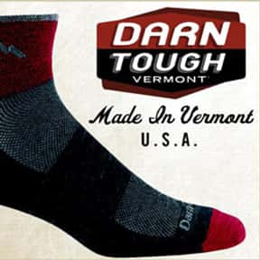 Darn Tough Socks is listed (or ranked) 14 on the list Clothing Brands That Last Forever