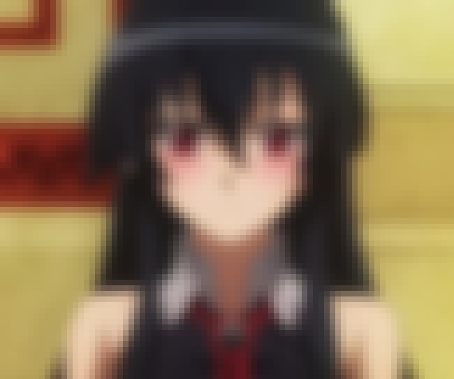 Akame is listed (or ranked) 3 on the list The Best Female Anime Characters