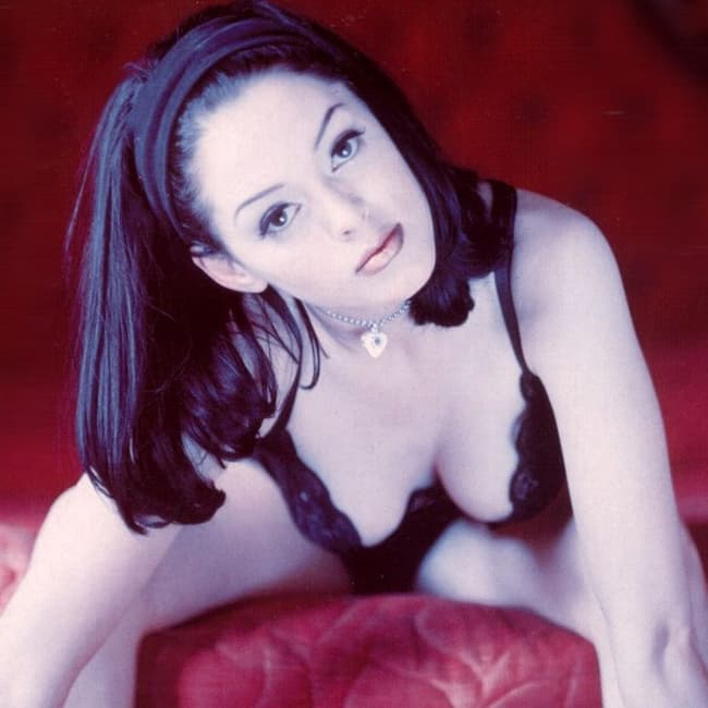 Rose Mcgowan Wants To Know What Youre Looking At