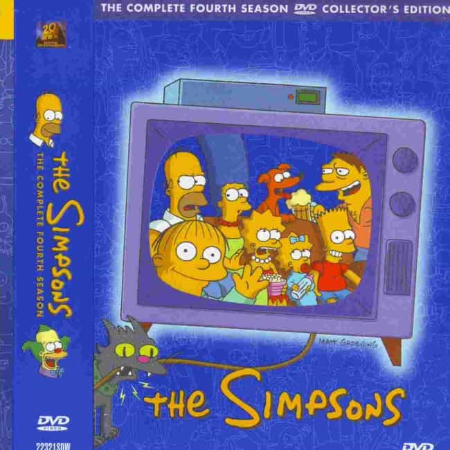 The Simpsons - Season 4 is listed (or ranked) 4 on the list All Seasons of The Simpsons, Ranked Best to Worst