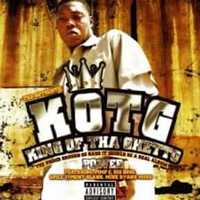 King of Tha Ghetto: Power is listed (or ranked) 9 on the list The Best Z-Ro Albums of All Time