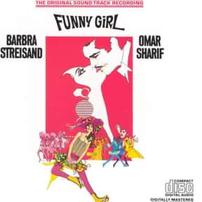 Funny Girl Soundtrack is listed (or ranked) 17 on the list The Best Barbra Streisand Albums of All Time