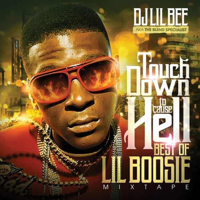 Touchdown 2 Cause Hell ... is listed (or ranked) 2 on the list The Best Lil Boosie Albums of All Time