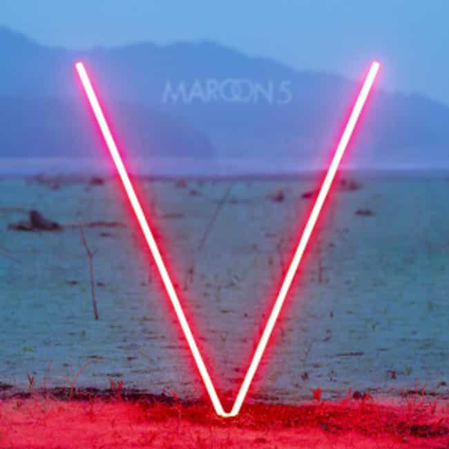 V is listed (or ranked) 4 on the list The Best Maroon 5 Albums of All Time