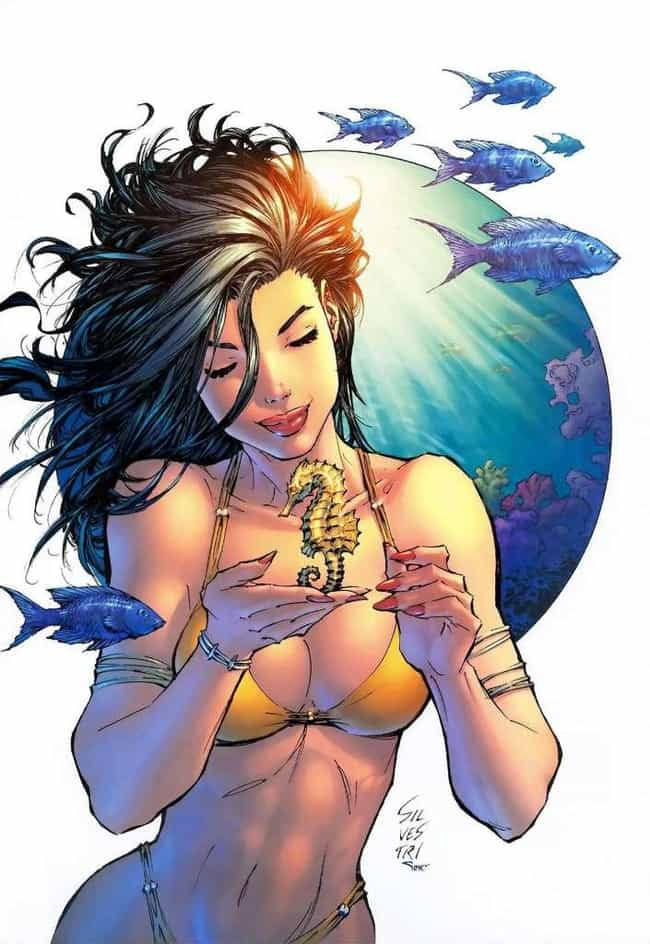 Marc Silvestri is listed (or ranked) 2 on the list 52 Artists Who Draw The Absolute Sexiest Superheroines