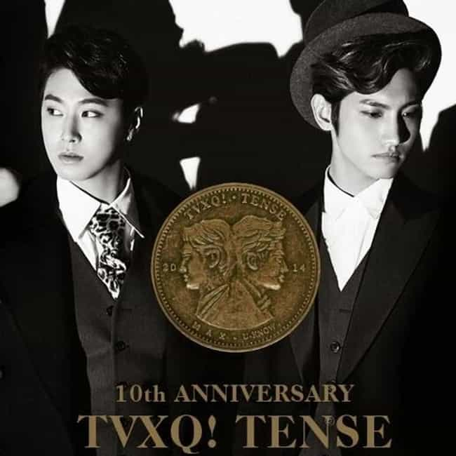 Tense is listed (or ranked) 4 on the list The Best TVXQ Albums of All Time