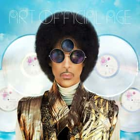 Art Official Age is listed (or ranked) 17 on the list The Best Prince Albums of All Time