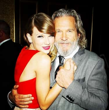 Taylor Swift And Jeff Bridges  is listed (or ranked) 1 on the list The Best of Taylor Swift's Instagram