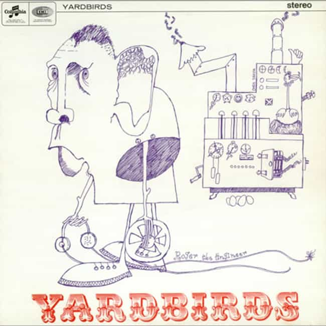 Yardbirds [Roger the Eng... is listed (or ranked) 2 on the list The Best Yardbirds Albums of All Time