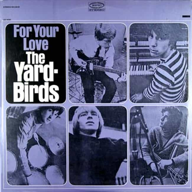 For Your Love is listed (or ranked) 3 on the list The Best Yardbirds Albums of All Time