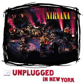 MTV Unplugged in New York is listed (or ranked) 5 on the list The Best Albums of the 1990s