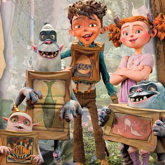 Stand Up for Yourselves! is listed (or ranked) 1 on the list The Boxtrolls Movie Quotes