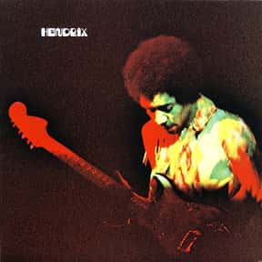 Band of Gypsys is listed (or ranked) 19 on the list The Greatest Albums of All-Time