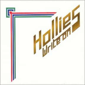 Write On is listed (or ranked) 18 on the list The Best Hollies Albums of All Time