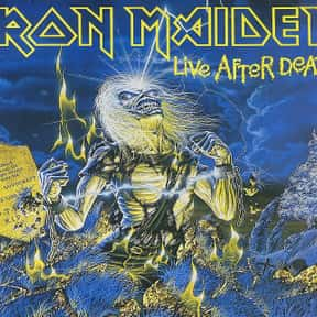 Live After Death is listed (or ranked) 9 on the list All Iron Maiden Albums, Ranked Best to Worst