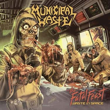 The Fatal Feast: Waste in Space