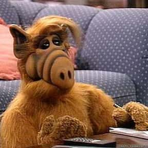 ALF is listed (or ranked) 20 on the list The Best Alien Characters of All Time
