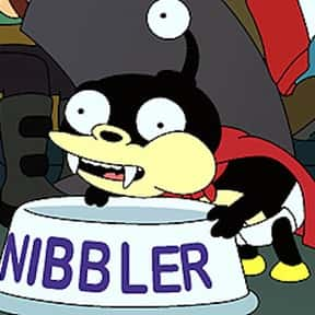 Lord Nibbler is listed (or ranked) 23 on the list The Best Alien Characters of All Time