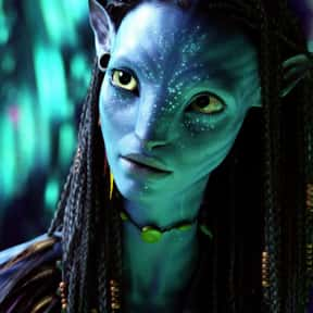 Neytiri is listed (or ranked) 12 on the list The Best Alien Characters of All Time