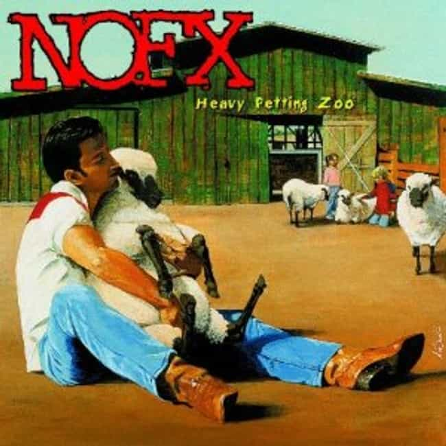 Heavy Petting Zoo is listed (or ranked) 8 on the list The Best NOFX Albums of All Time