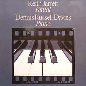 Ritual is listed (or ranked) 20 on the list The Best Keith Jarrett Albums of All Time