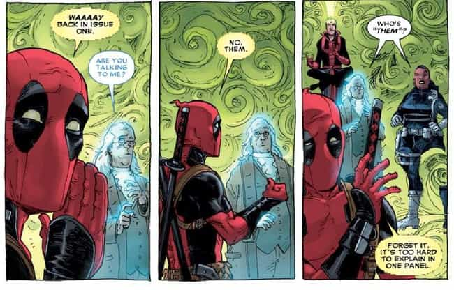 F*cking Deadpool is listed (or ranked) 3 on the list 11 Great Reasons to Watch Deadpool