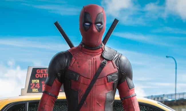 The Suit is listed (or ranked) 1 on the list 11 Great Reasons to Watch Deadpool