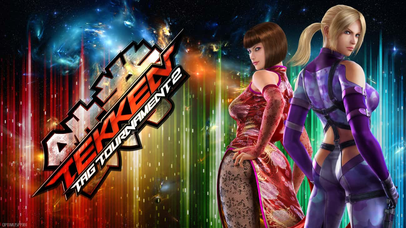 Anna and Nina Williams is listed (or ranked) 2 on the list The Greatest Video Game Sisters (But You're Glad They Aren't Your Sister)