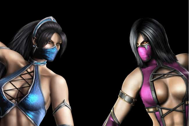 Mileena and Kitana is listed (or ranked) 1 on the list The Greatest Video Game Sisters (But You're Glad They Aren't Your Sister)