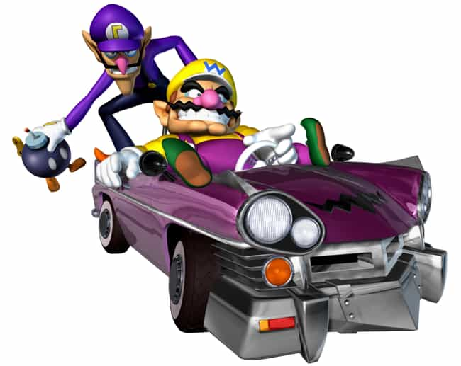 Wario and Waluigi is listed (or ranked) 2 on the list The Greatest Brothers in Video Game History