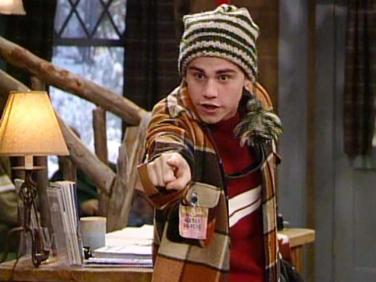 Rider Strong Almost Quit is listed (or ranked) 2 on the list 26 Things You Didn't Know About Boy Meets World