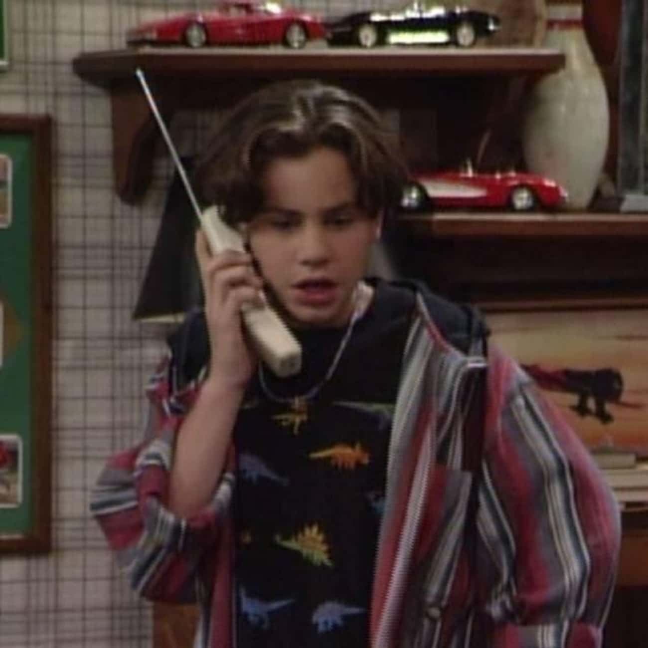 Rider Strong Was The First And is listed (or ranked) 4 on the list 26 Things You Didn't Know About Boy Meets World