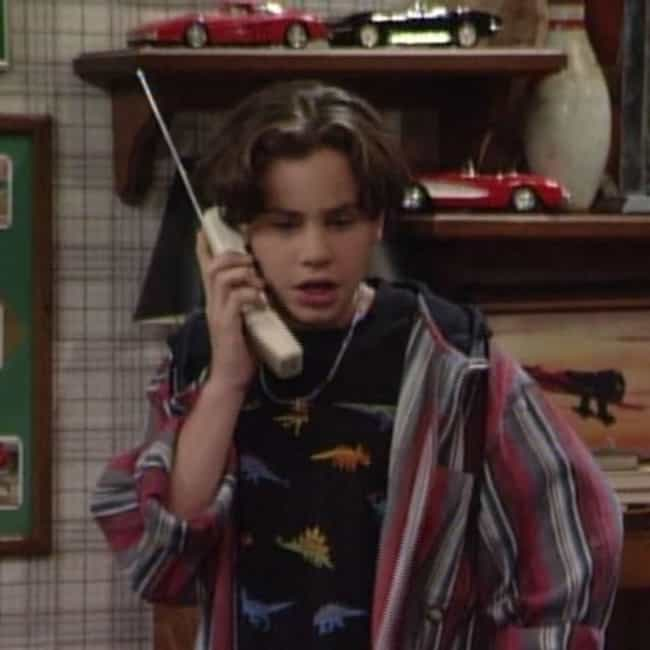 Rider Strong Was The First And... is listed (or ranked) 3 on the list 26 Things You Didn't Know About Boy Meets World