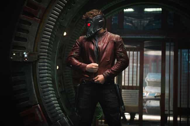 Star-Lord — Guardians Of... is listed (or ranked) 3 on the list The Best Marvel Costume Adaptations Ever
